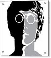The Beatles No.08 Acrylic Print by Caio Caldas