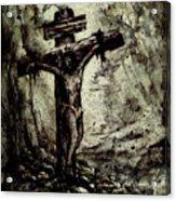 The Beloved Son Acrylic Print by Rachel Christine Nowicki