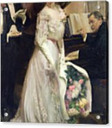The Celebrated Acrylic Print by Joseph Marius Avy