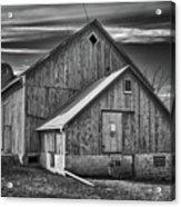 The Fargo Project 12232b Acrylic Print by Guy Whiteley