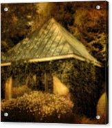 The Gatehouse Acrylic Print by Lois Bryan