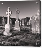 The Ghosts Of Ireland Acrylic Print by Robert Lacy