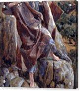 The Good Shepherd Acrylic Print by Tissot