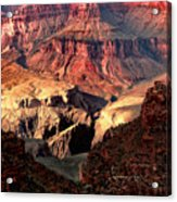 The Grand Canyon I Acrylic Print by Tom Prendergast