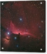 The Horsehead Nebula Acrylic Print by Charles Warren