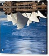 The Iconic Sydney Opera House Acrylic Print by Avalon Fine Art Photography