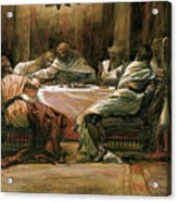 The Last Supper Acrylic Print by Tissot