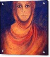The Oracle Acrylic Print by Marina Petro