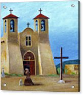 The Padre's Prayer Acrylic Print by Gordon Beck