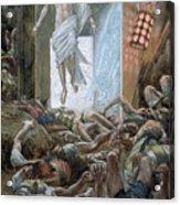The Resurrection Acrylic Print by Tissot