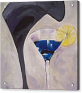 The Shadow - Two  Acrylic Print by Torrie Smiley
