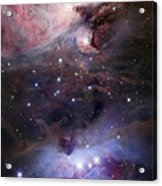 The Sword Of Orion Acrylic Print by Robert Gendler