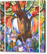 The Tree Of Life Acrylic Print by Kate Bedell