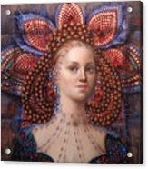 Titania 2 Acrylic Print by Loretta Fasan