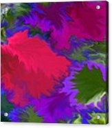 Tropicana Acrylic Print by Patricia Griffin Brett