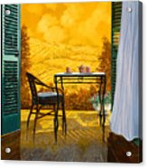 Un Caldo Pomeriggio D Acrylic Print by Guido Borelli
