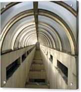 Underground Vault Acrylic Print by Yali Shi
