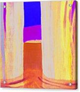 Undertow. Acrylic Print by Jarle Rosseland