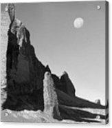 Utah Outback 32 Acrylic Print by Mike McGlothlen