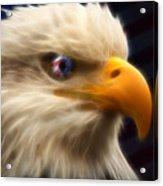 Vision Of Freedom II Acrylic Print by Ricky Barnard