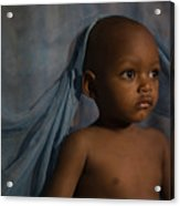 Waking Up Acrylic Print by Irene Abdou