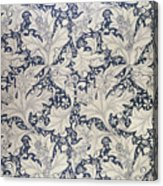 'wallflower' Design  Acrylic Print by William Morris