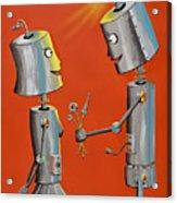 Wanna Screw Acrylic Print by Chris  Fifty-one