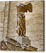 Winged Victory Acrylic Print by Jon Berghoff