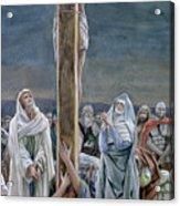 Woman Behold Thy Son Acrylic Print by Tissot
