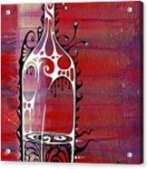 Zinfandel Acrylic Print by John Benko