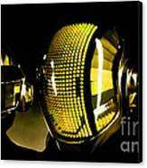 Daft Punk  Canvas Print by Marvin Blaine