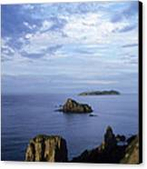 Russian Far East Canvas Print by Anonymous