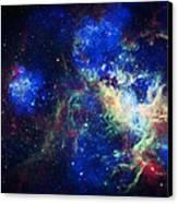 Tarantula Nebula 3 Canvas Print by The  Vault - Jennifer Rondinelli Reilly