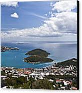 0457 St Thomas Us Virgin Islands Canvas Print by Steve Sturgill