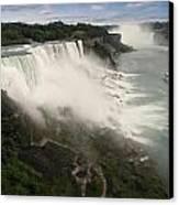 Niagara Falls Canvas Print by Jessica Cirz