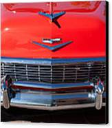 1956 Chevrolet Belair Convertible Custom V8 Canvas Print by Jill Reger