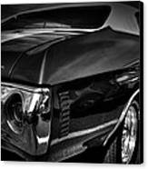 1972 Chevrolet Chevelle Canvas Print by David Patterson