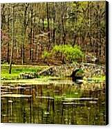 Arkansas Tranquility Canvas Print by Benjamin Yeager