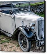 Austin 7 Canvas Print by Adrian Evans