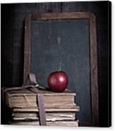 Back To School Canvas Print by Edward Fielding