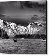Boating Canvas Print by Dan Sproul