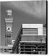 Emerson Bromo-seltzer Tower Canvas Print by Susan Candelario