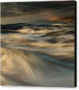 First Light Canvas Print by Bob Orsillo
