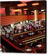 Las Vegas - Planet Hollywood Casino - 12123 Canvas Print by DC Photographer