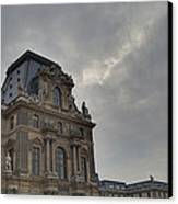 Louvre - Paris France - 01139 Canvas Print by DC Photographer