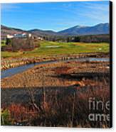 Mount Washington Canvas Print by Catherine Reusch  Daley