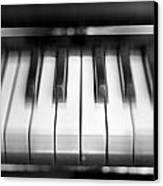 Piano Canvas Print by Jelena Jovanovic