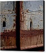 Portal Canvas Print by Odd Jeppesen