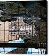 Reflections Canvas Print by Marion Galt