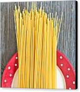 Spaghetti  Canvas Print by Tom Gowanlock